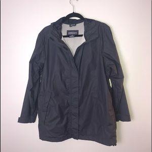 Land's End Women Jacket Size Medium (10-12)